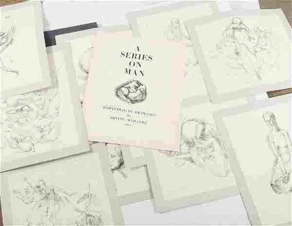 Irving Marantz, print portfolio