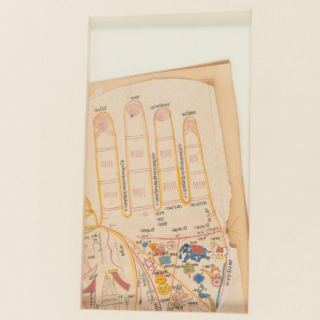 Group (4) Jain color diagram drawings - 5