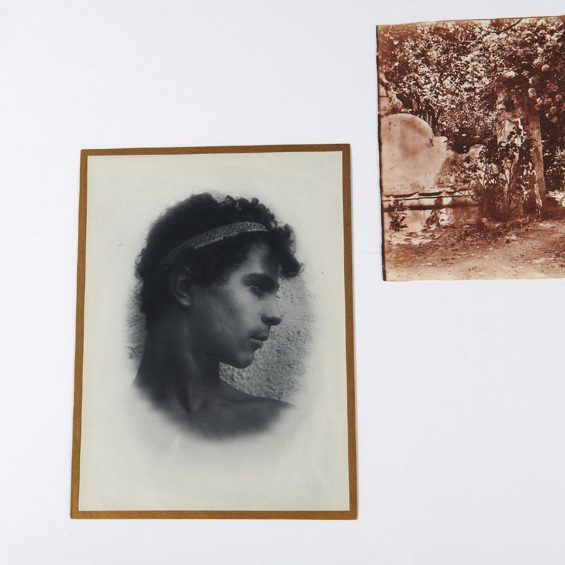 Wilhelm von Gloeden, (4) photographs - 4
