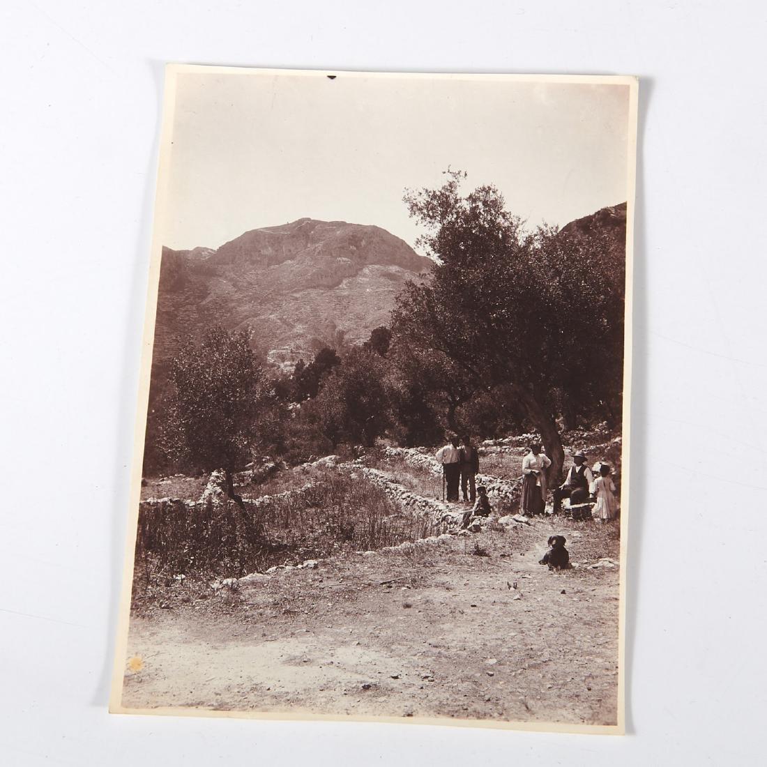 Wilhelm von Gloeden, (4) photographs - 5