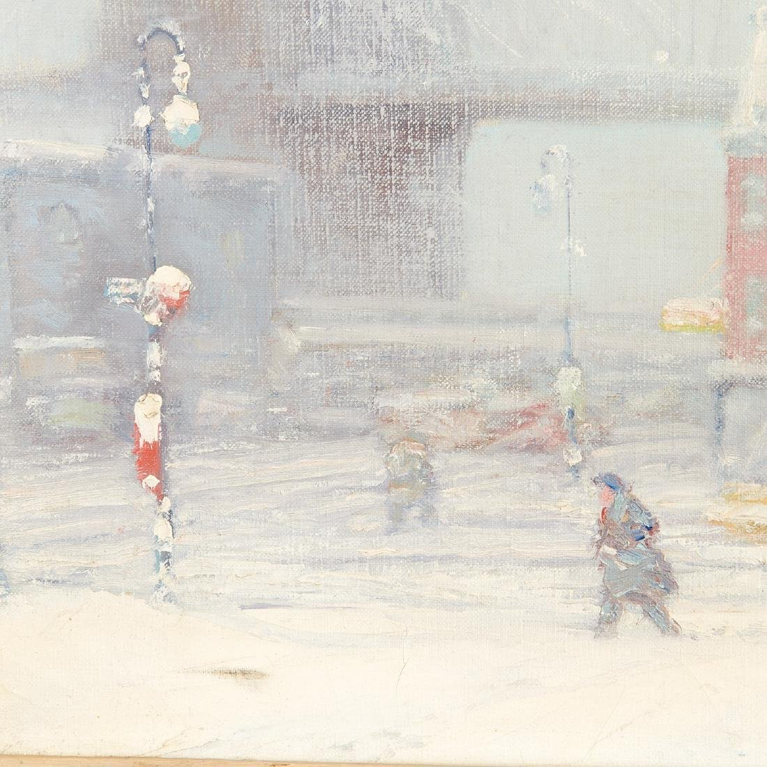 Johann Berthelsen, painting - 4