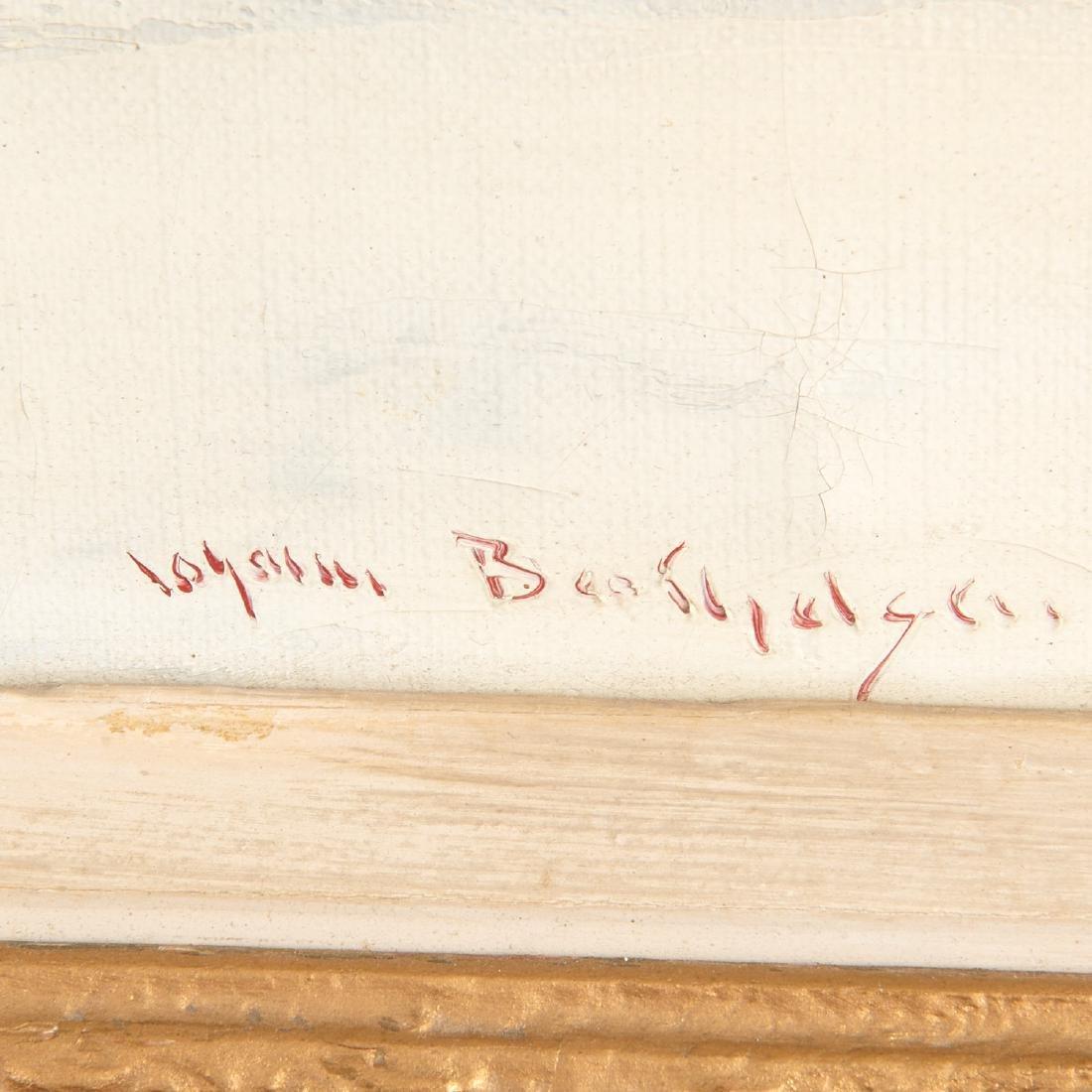 Johann Berthelsen, painting - 6
