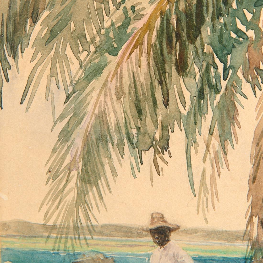 John La Farge, watercolor - 3