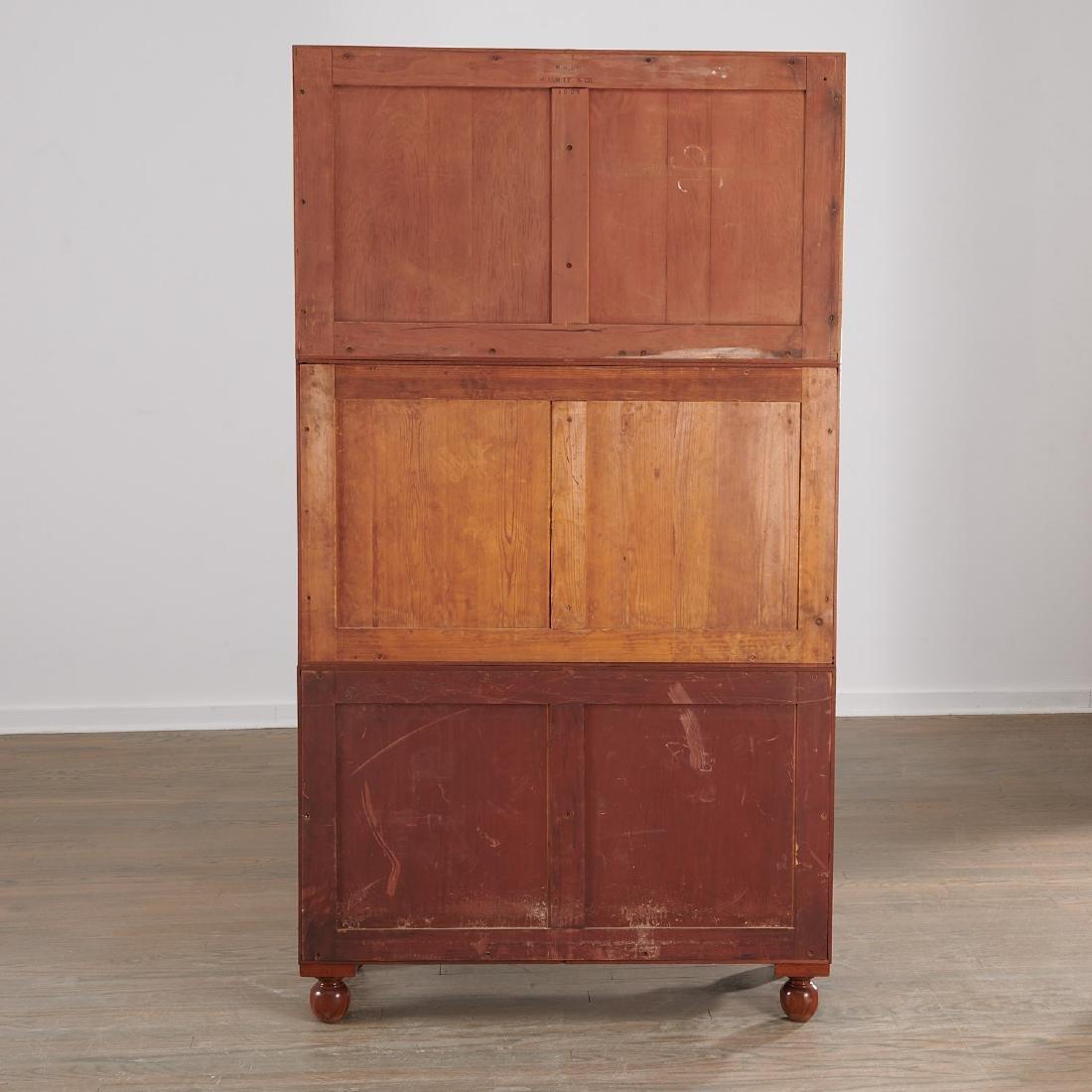 British Museum specimen cabinet by W. Cubitt & Co - 8