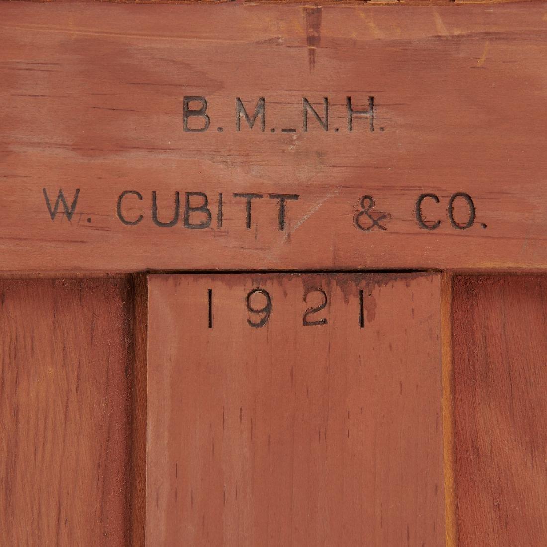 British Museum specimen cabinet by W. Cubitt & Co - 9