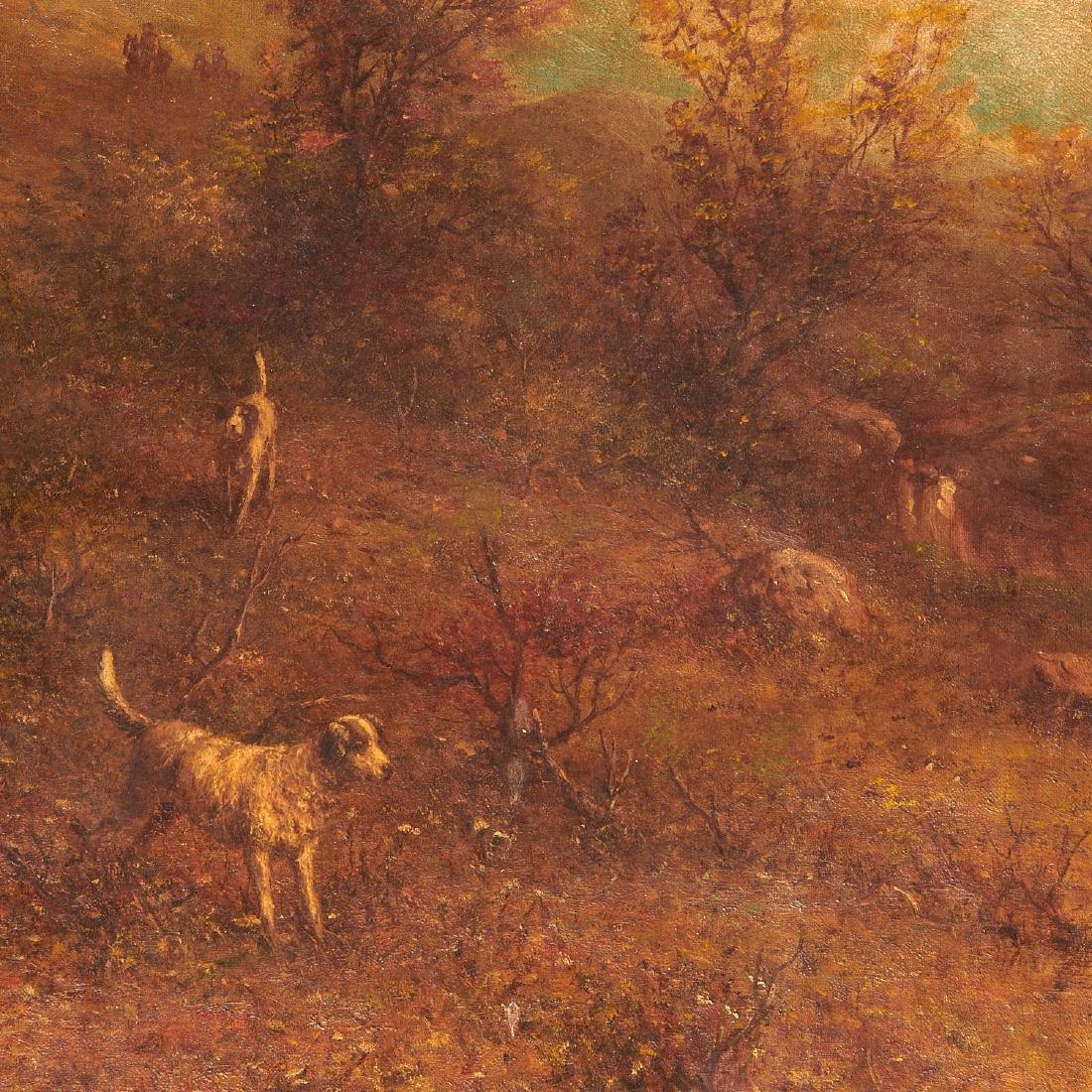 George Riecke, painting - 3