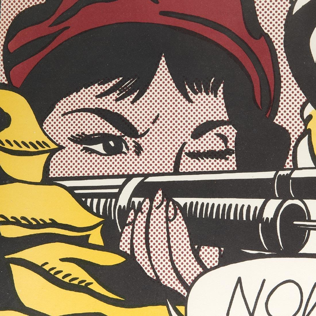 Roy Lichtenstein, signed lithograph - 3