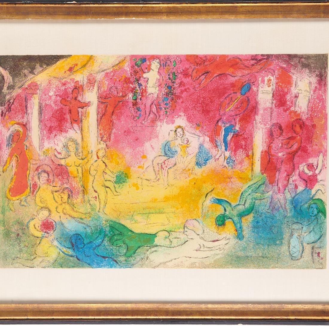 Marc Chagall, print - 2