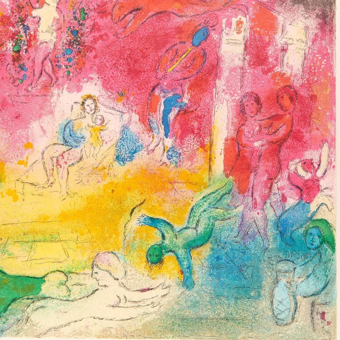 Marc Chagall, print - 3