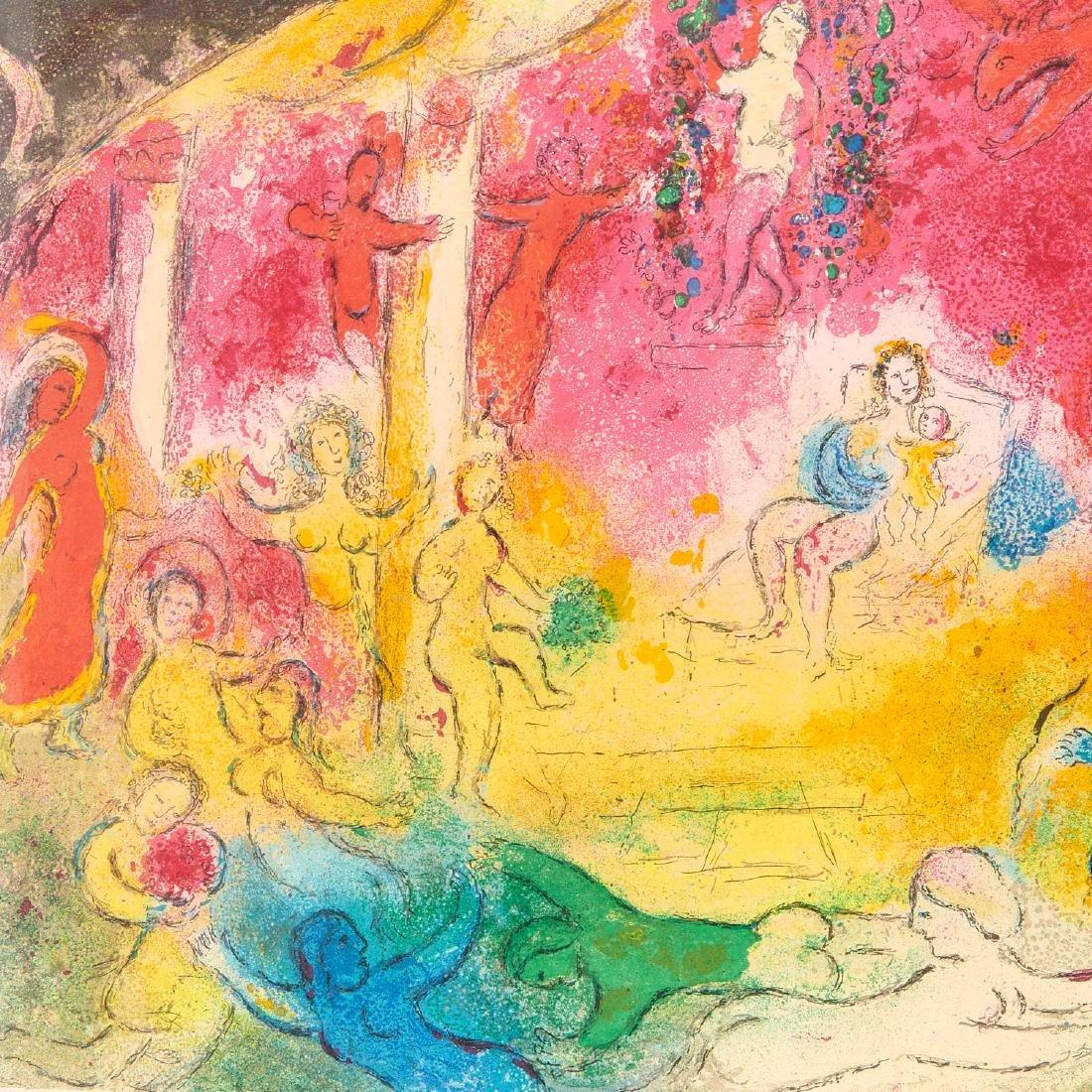 Marc Chagall, print - 4