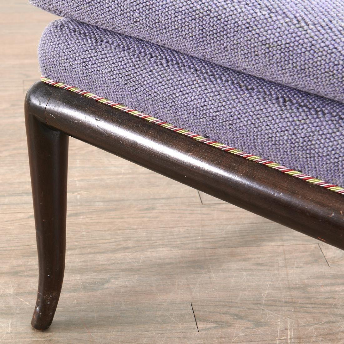 T.H. Robsjohn-Gibbings slipper chair - 3