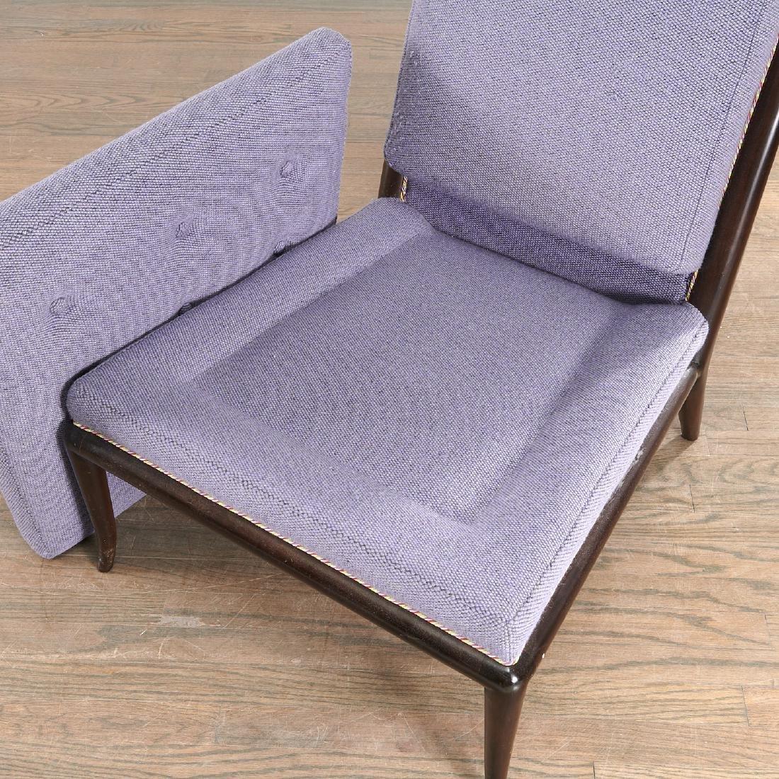 T.H. Robsjohn-Gibbings slipper chair - 4