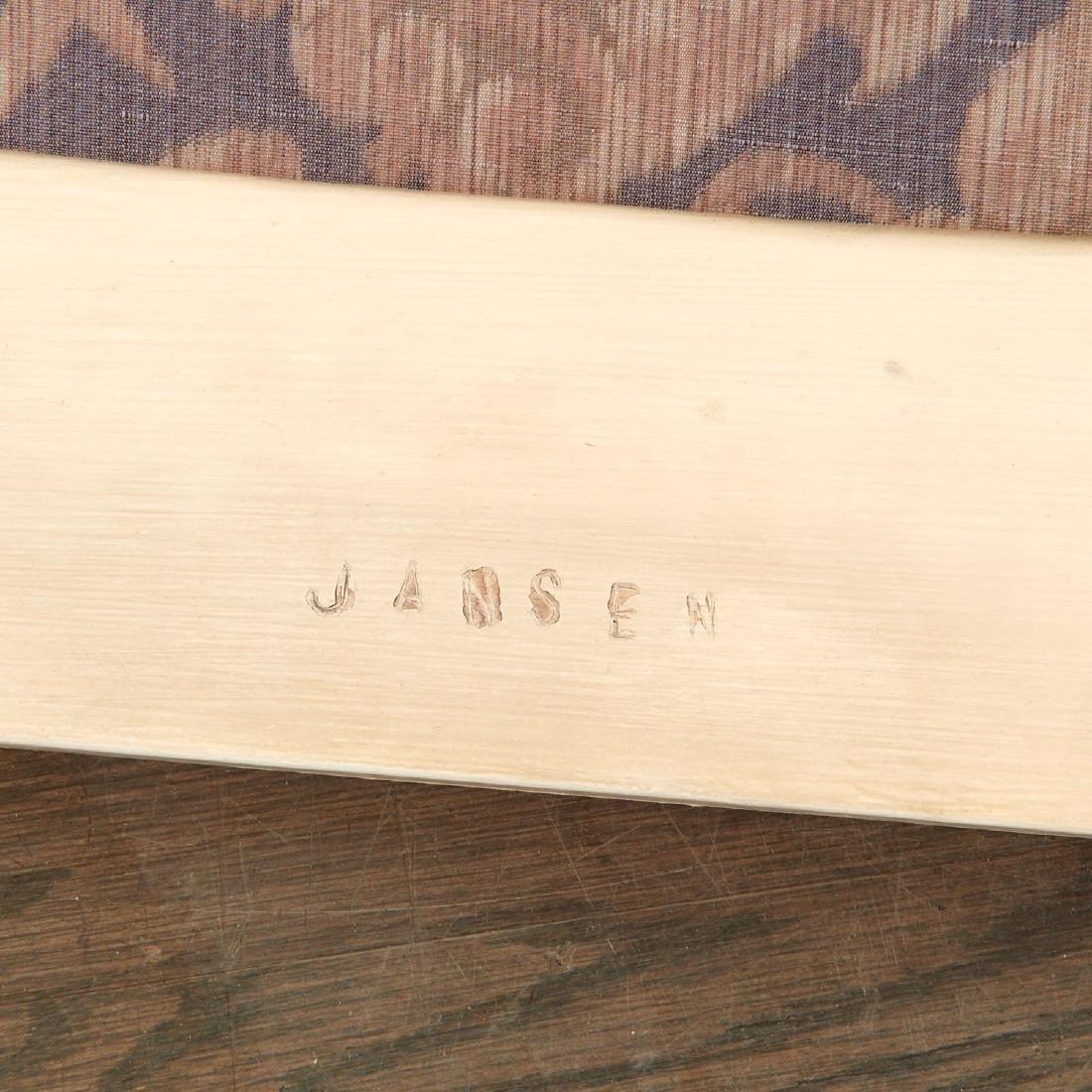Maison Jansen Louis XVI style queen-sized bed - 3