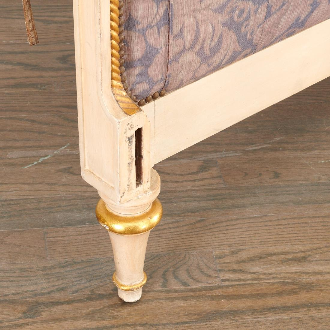 Maison Jansen Louis XVI style queen-sized bed - 5