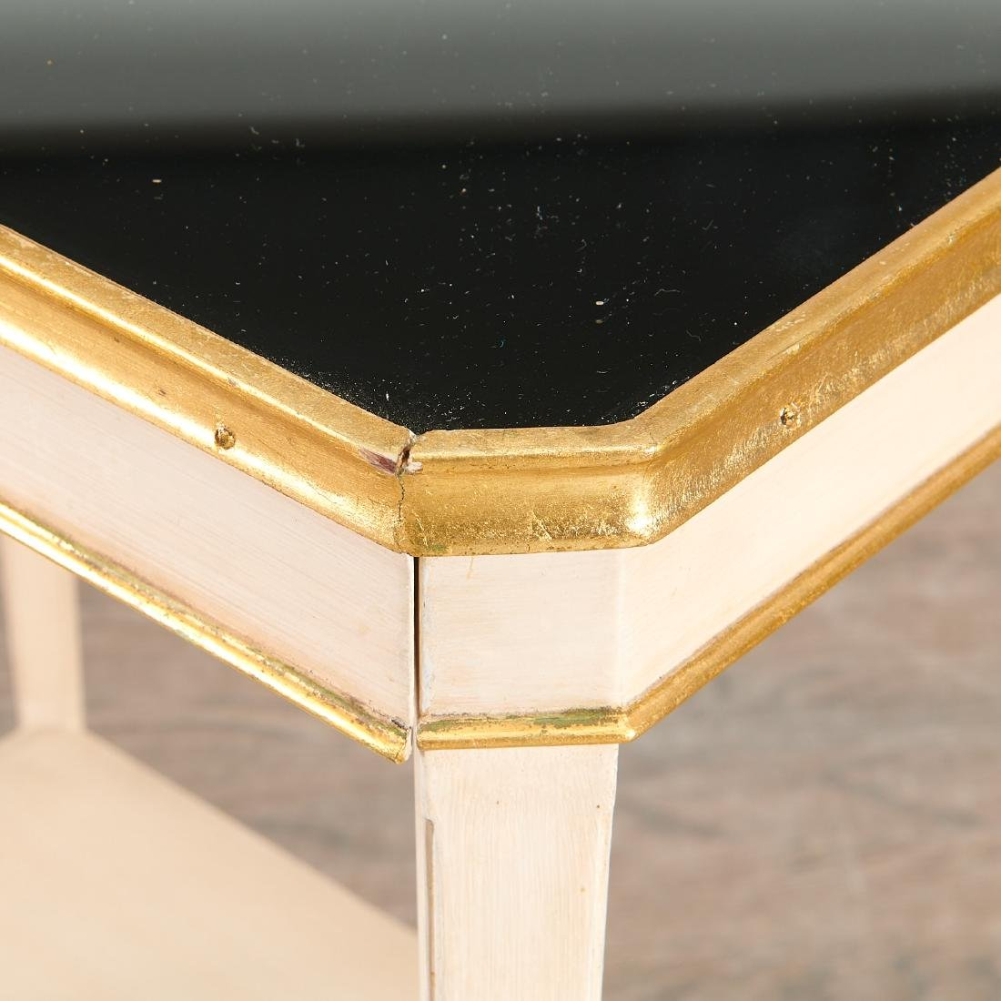 Fine Maison Jansen tiered side tables - 4