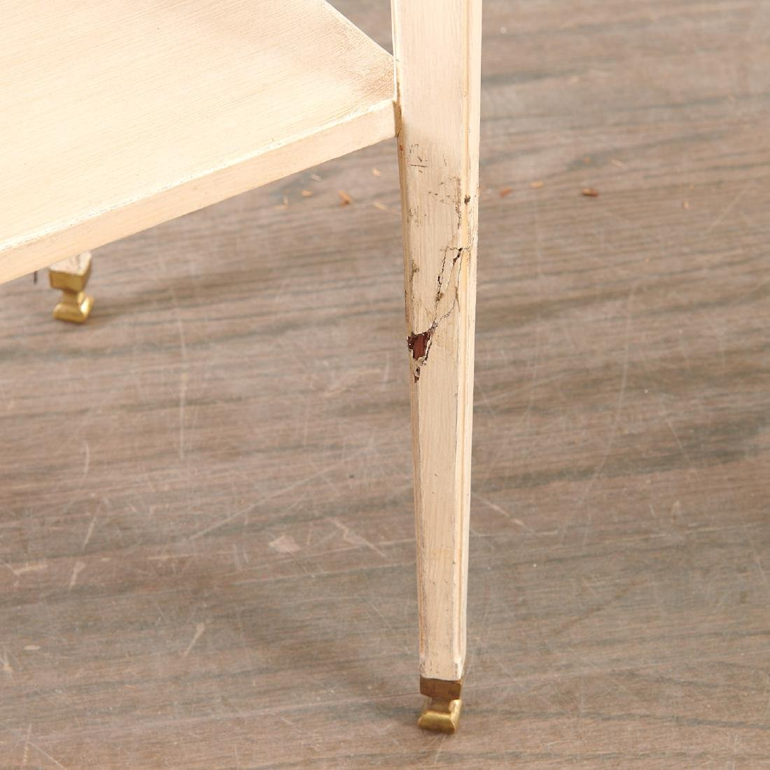 Fine Maison Jansen tiered side tables - 5