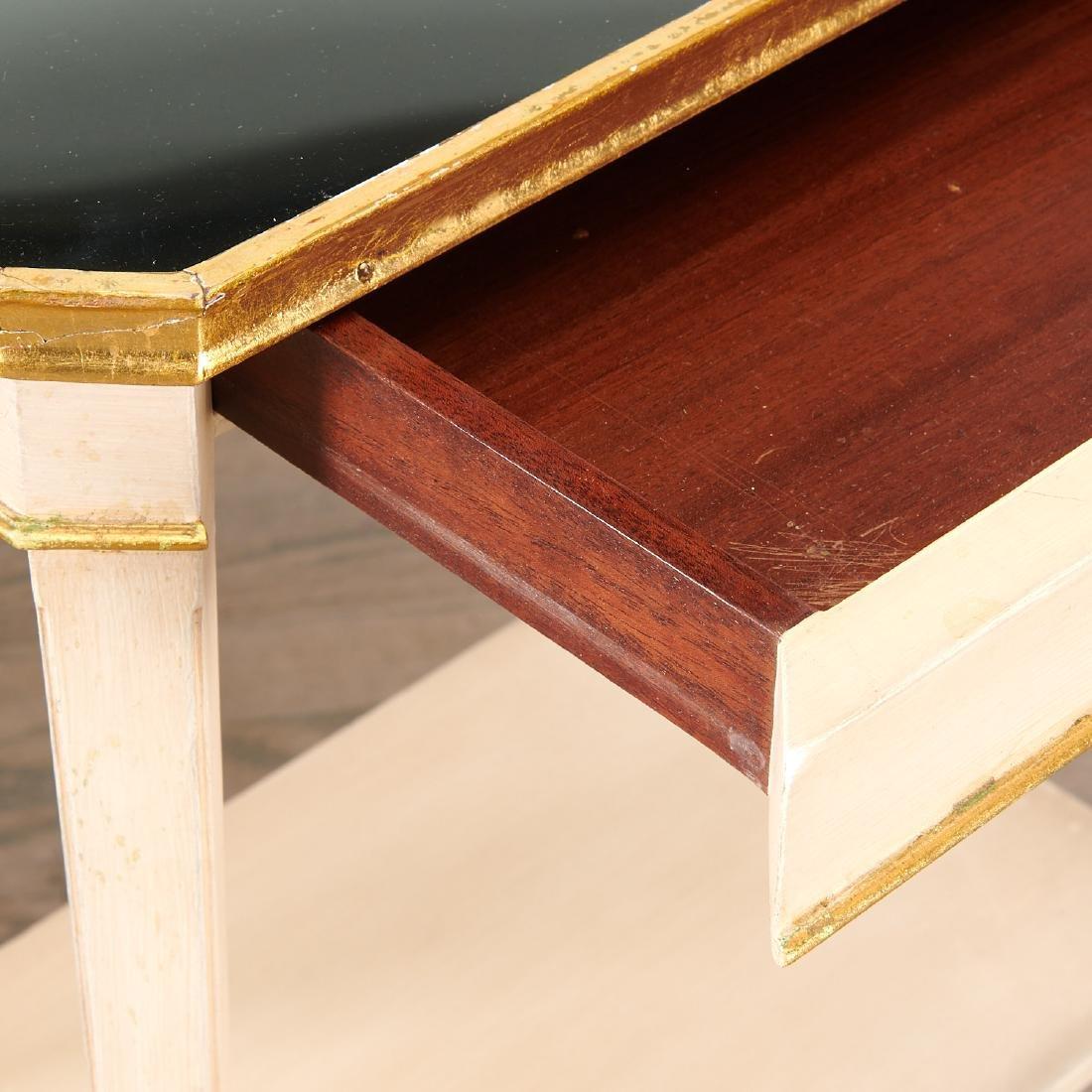 Fine Maison Jansen tiered side tables - 6