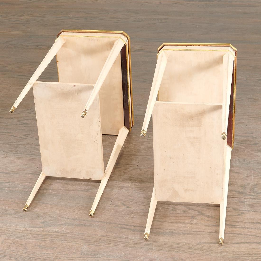 Fine Maison Jansen tiered side tables - 7