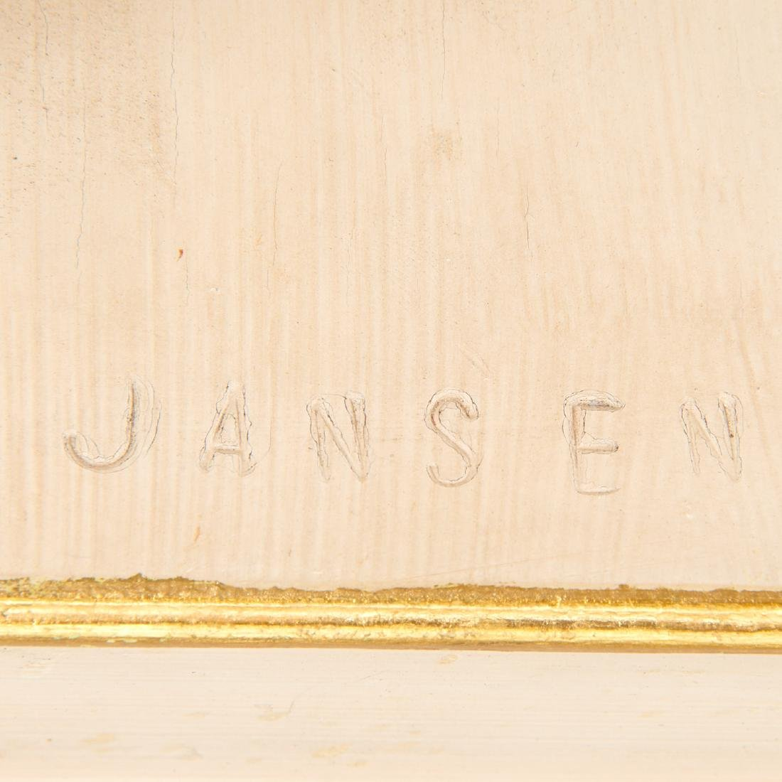 Fine Maison Jansen tiered side tables - 9