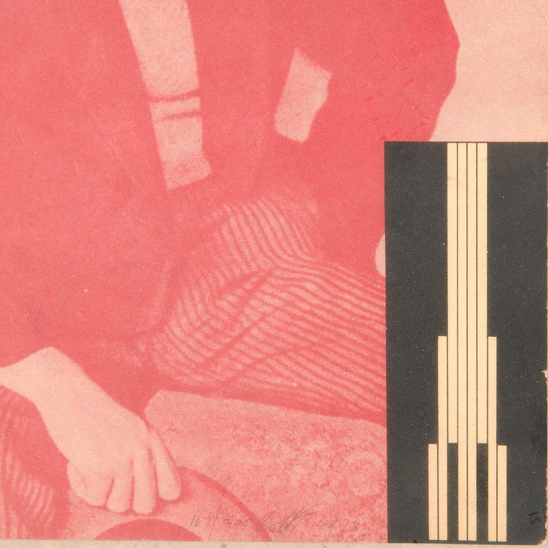 Dan Flavin, print - 3