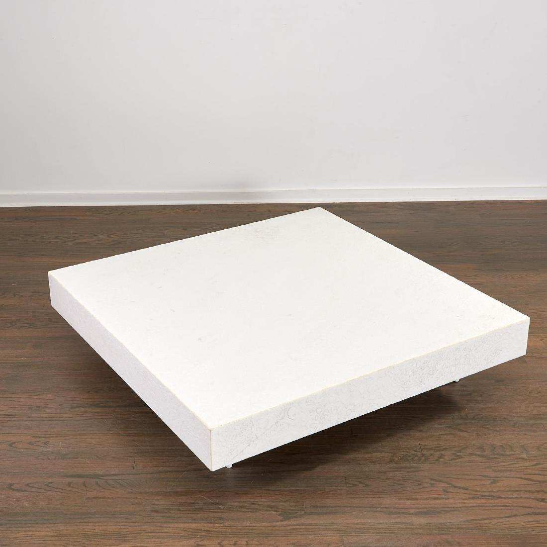 "Marcel Wanders ""Pizzo Carrara"" table"