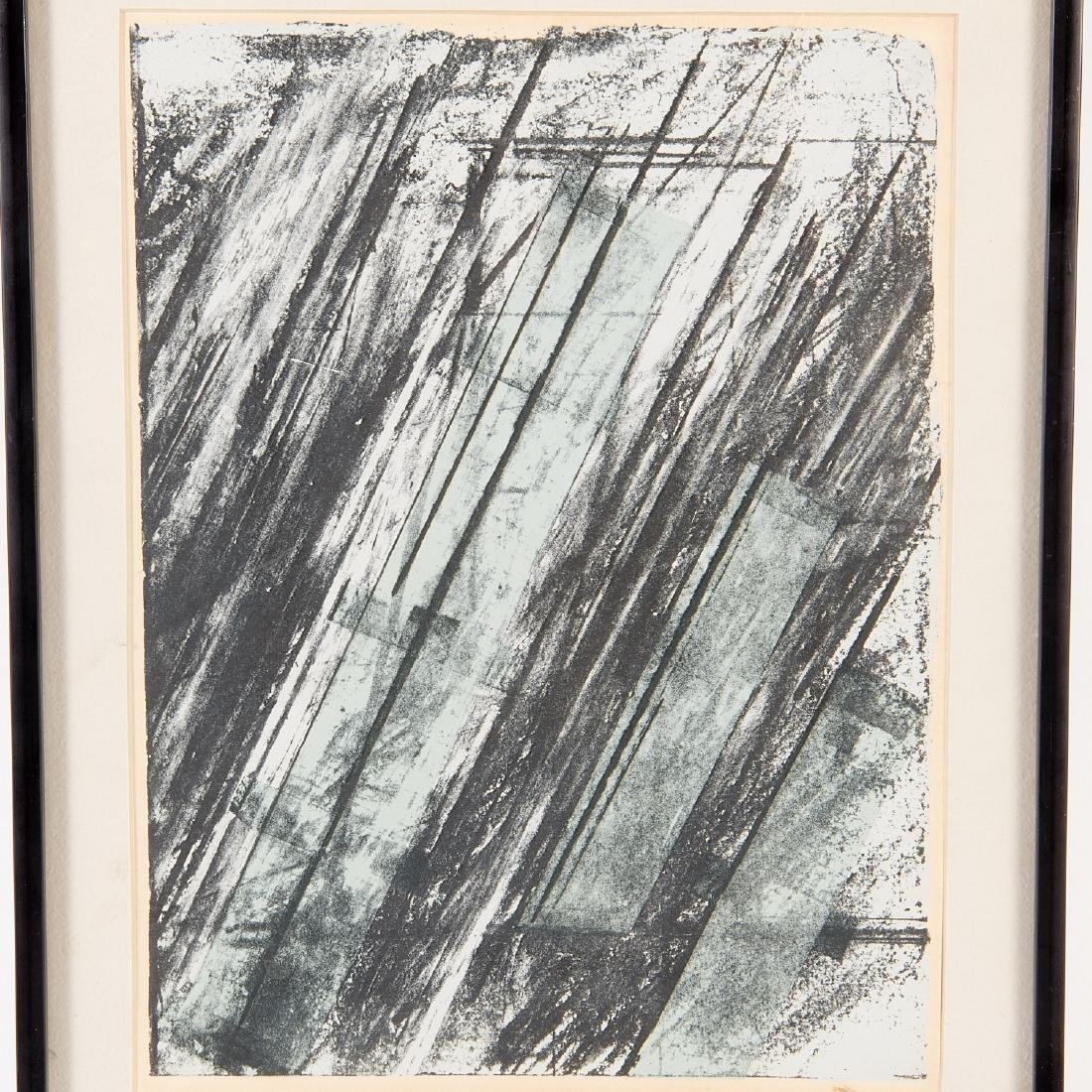 Cy Twombly, print - 2