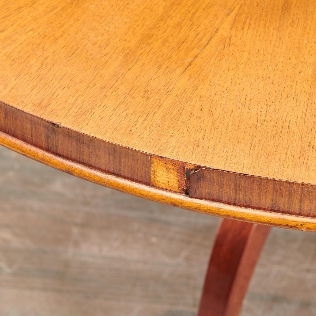 Jules Leleu (attrib.) circular coffee table - 4
