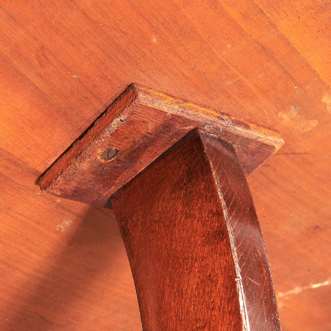 Jules Leleu (attrib.) circular coffee table - 7
