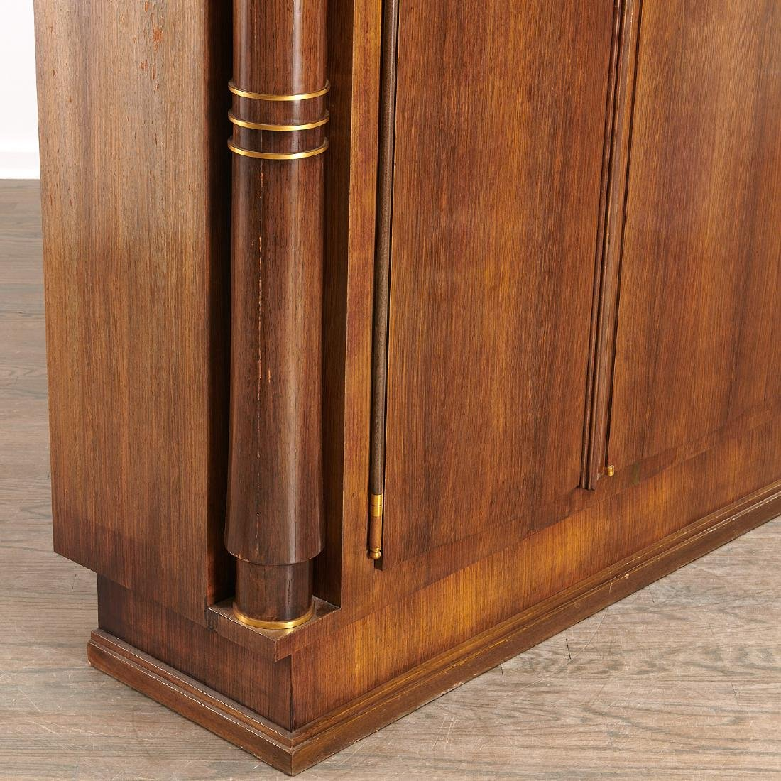 Fine four-door cabinet by Jules Leleu - 3
