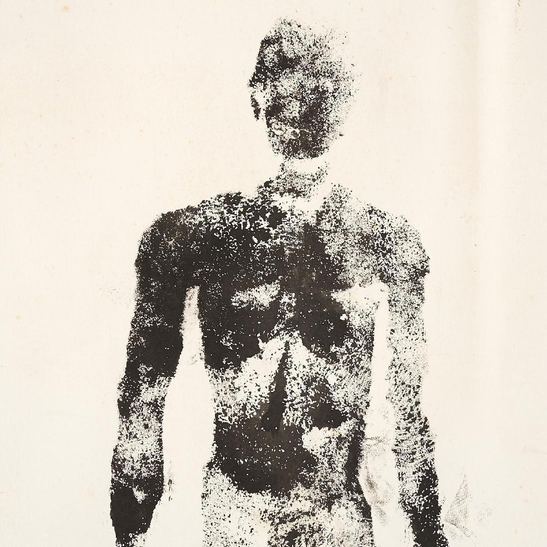 Antonio Bueno, stamp painting - 4