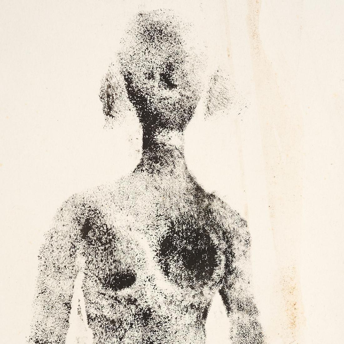 Antonio Bueno, stamp painting - 5