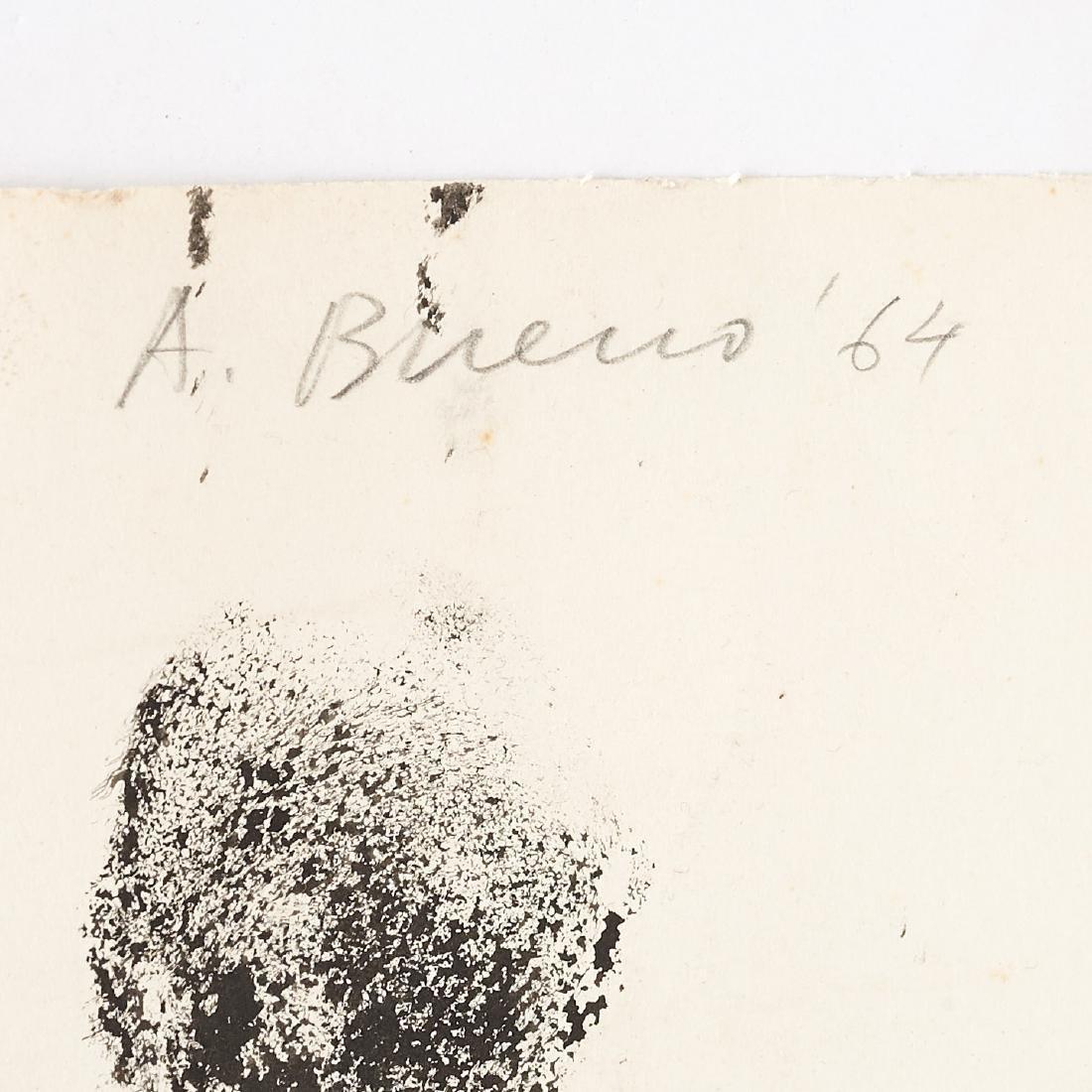 Antonio Bueno, stamp painting - 6