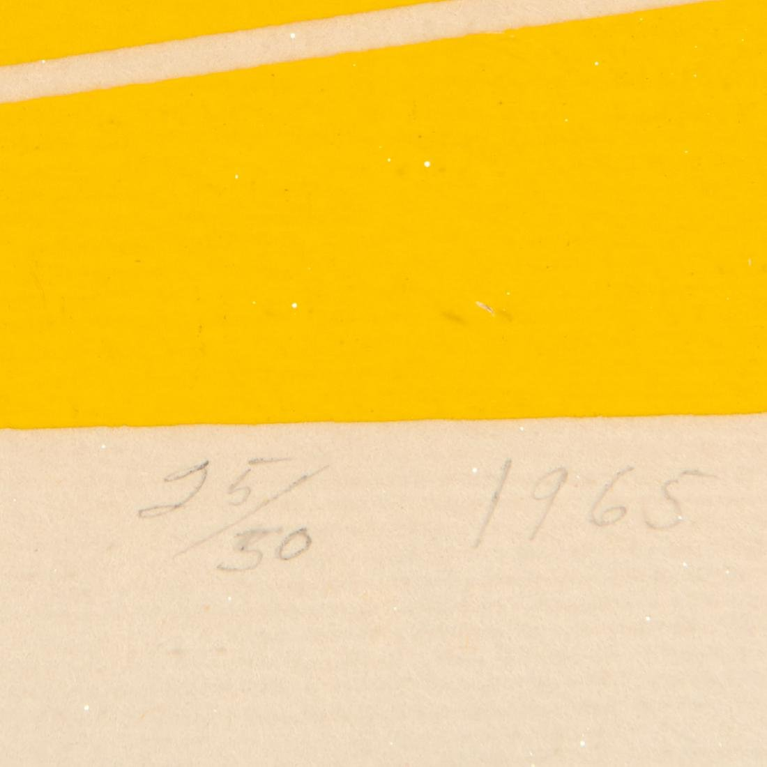 Richard Anuszkiewicz, print - 5