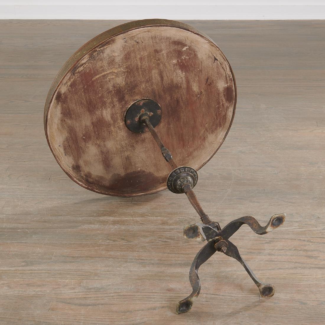 Aesthetic Movement Moorish decorated table - 8
