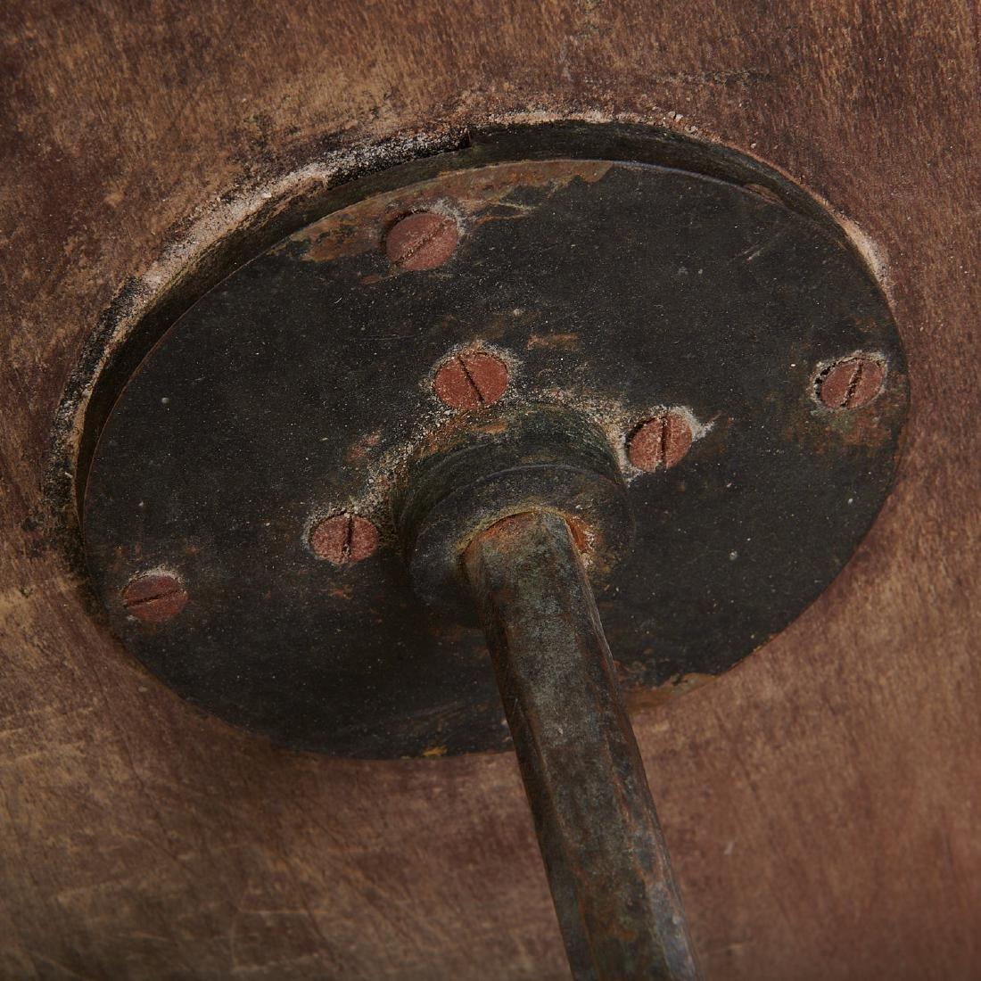 Aesthetic Movement Moorish decorated table - 9