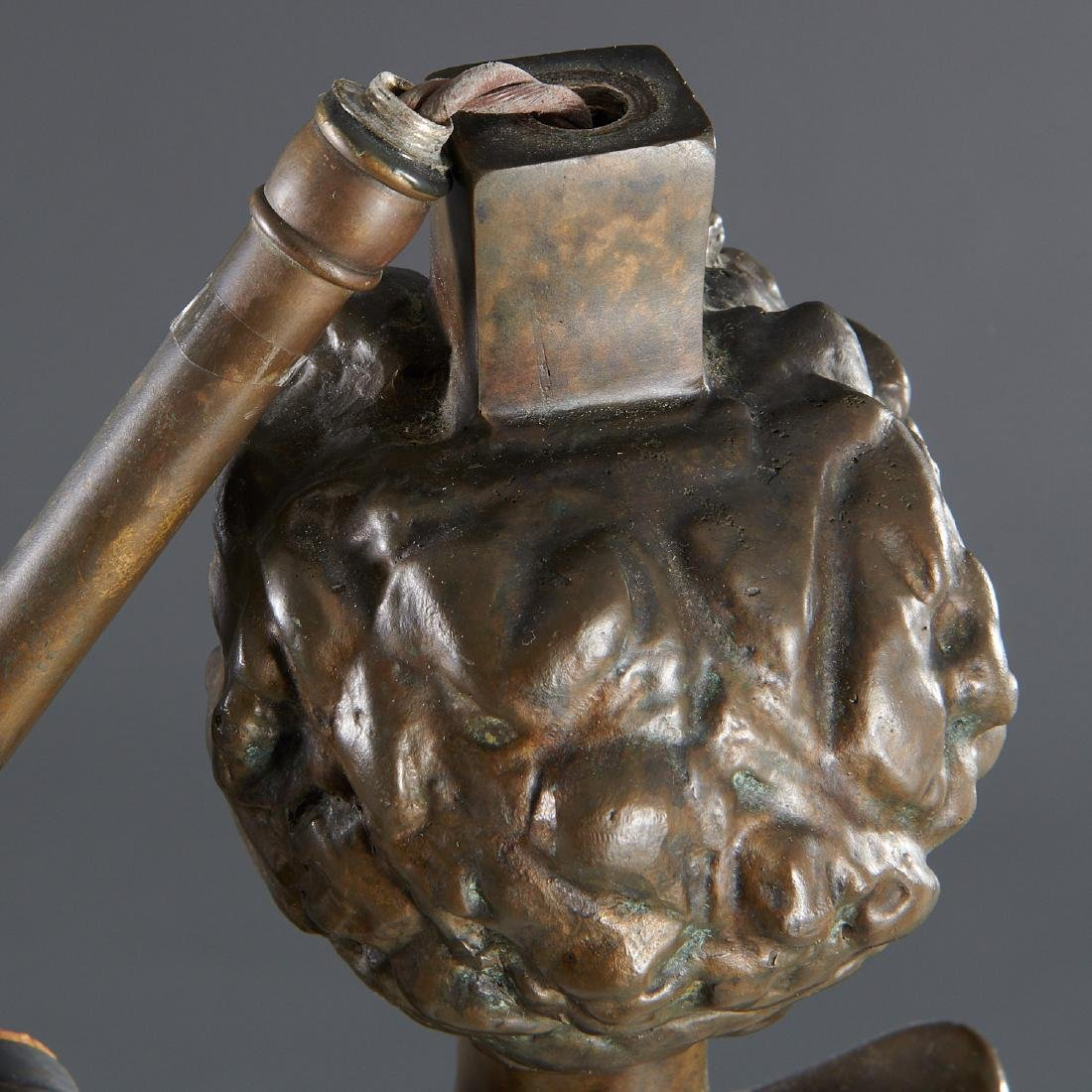 Alberto Giacometti (after) Tete de Femme lamp - 6