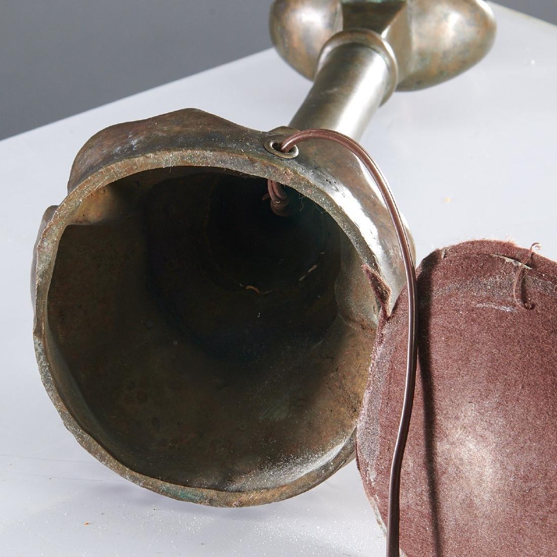 Alberto Giacometti (after) Tete de Femme lamp - 7