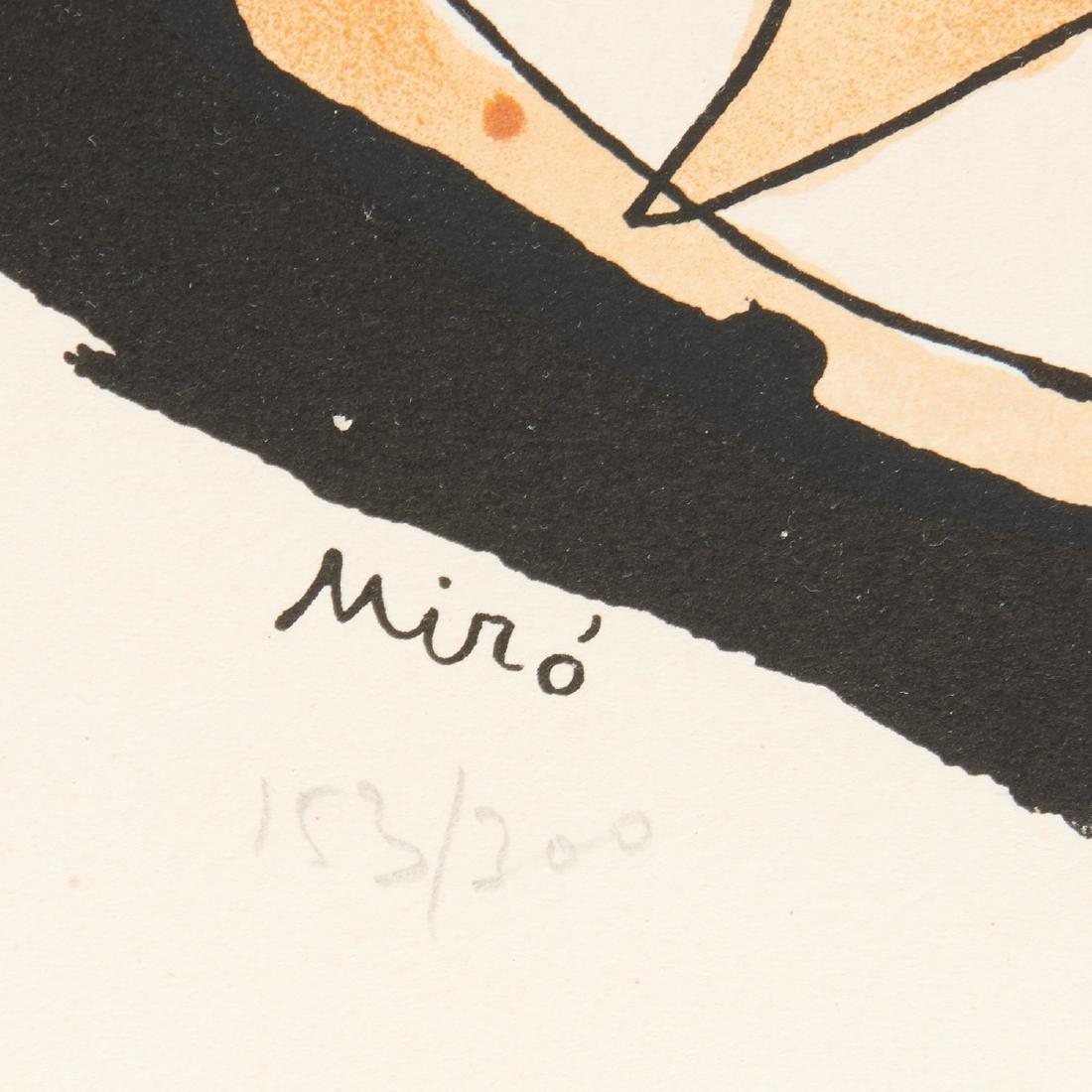 Joan Miro, print - 4