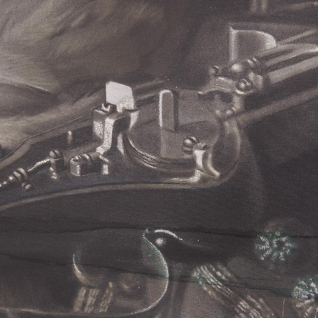 Shimon Okshteyn, painting - 7