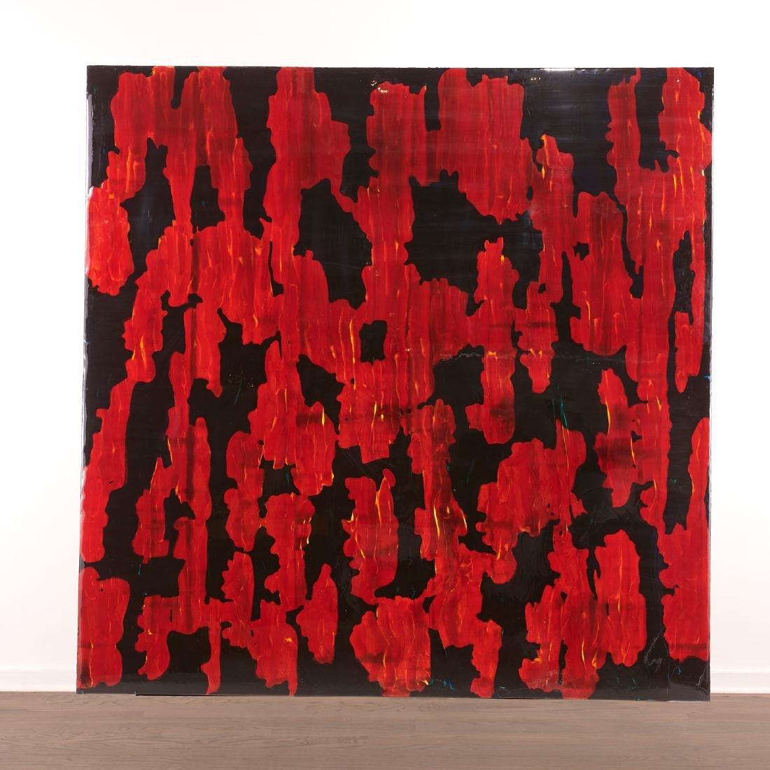 Susan Hutchinson, painting