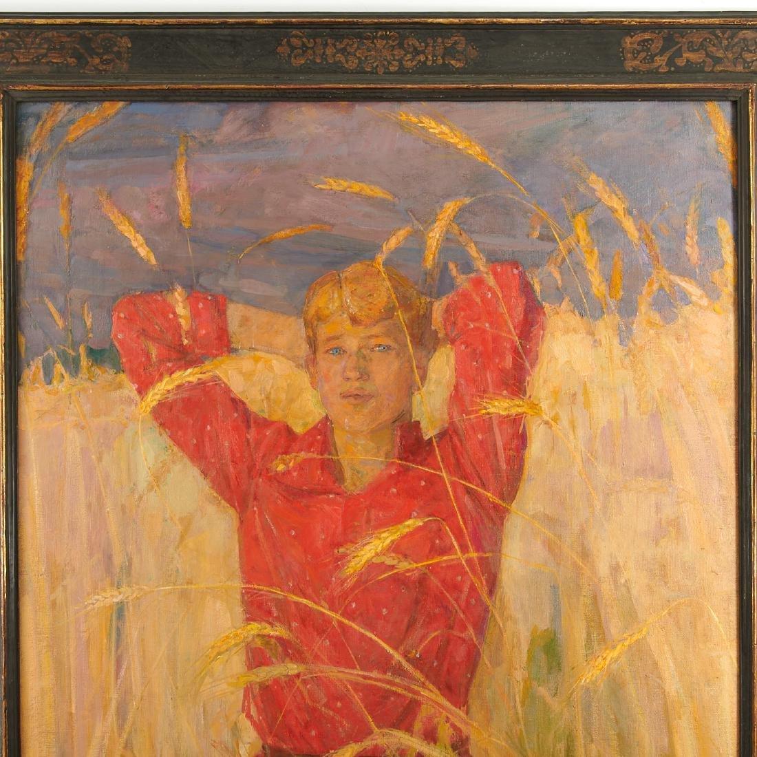 Nicolai Novikov, painting - 2