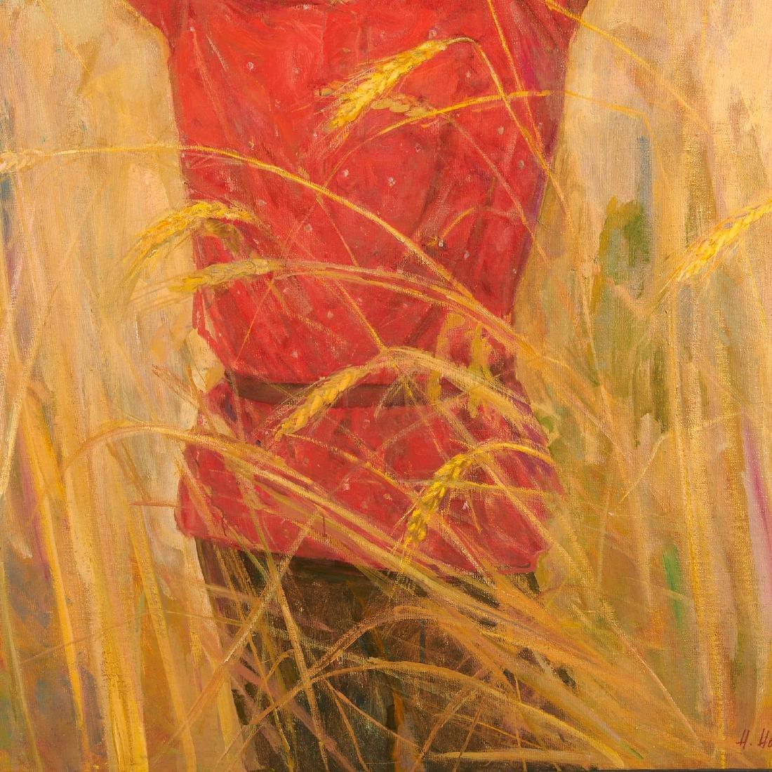 Nicolai Novikov, painting - 3