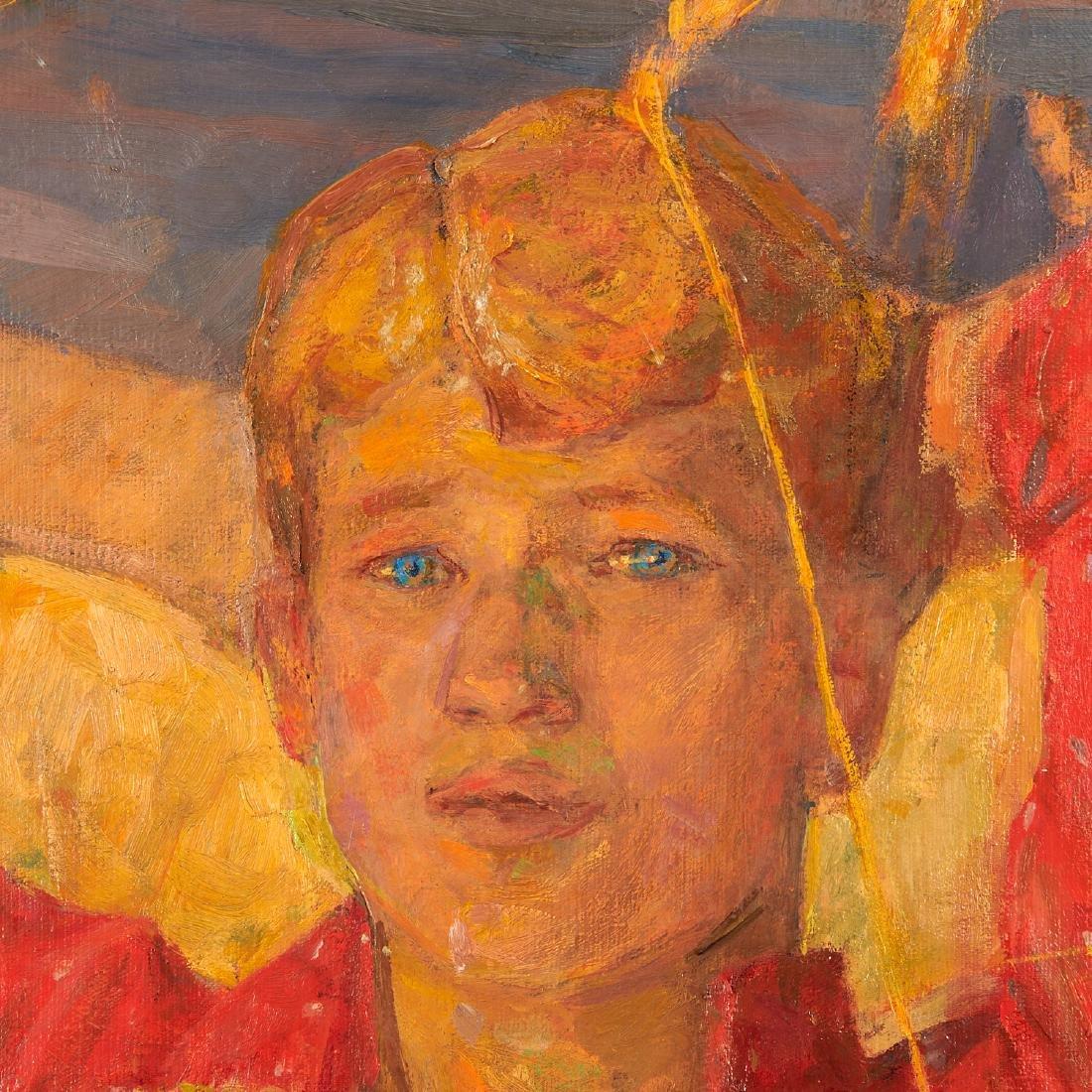 Nicolai Novikov, painting - 4