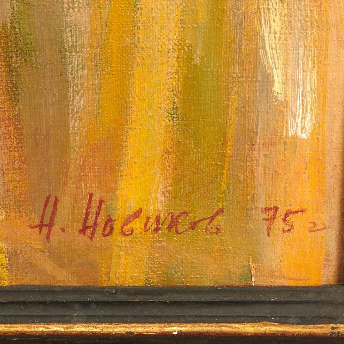 Nicolai Novikov, painting - 5