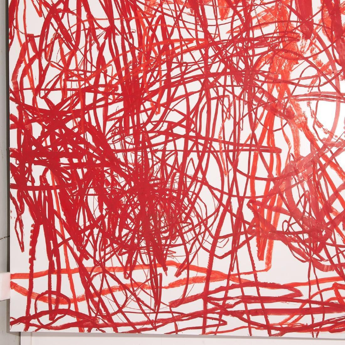 Otto Zitko, painting - 6
