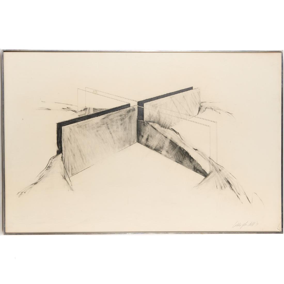 Laddie John Dill, drawing