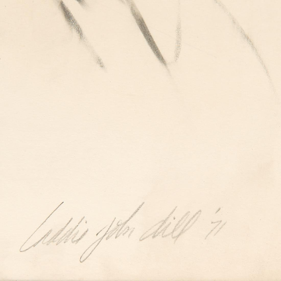 Laddie John Dill, drawing - 2