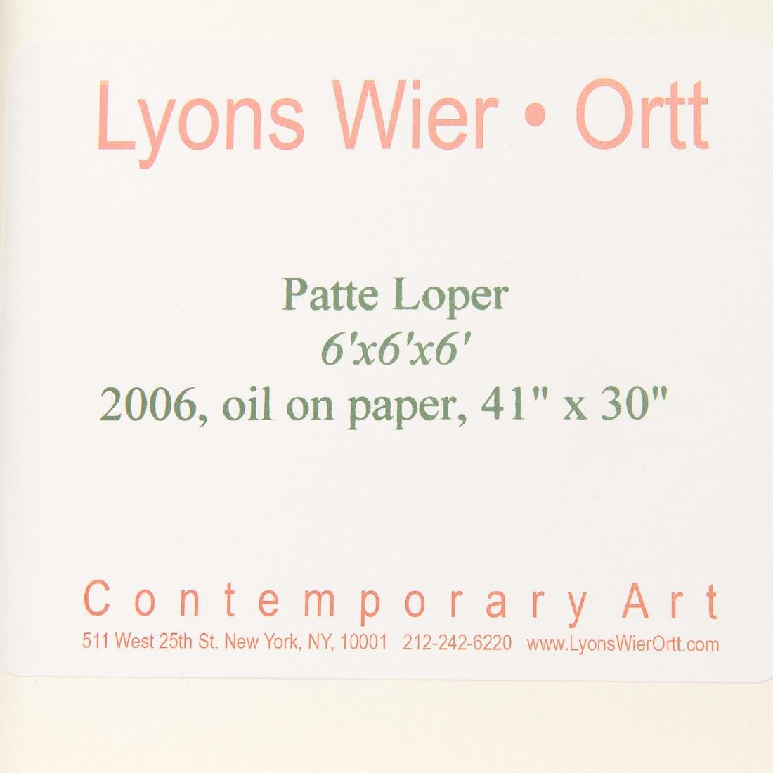 Patte Loper, drawing - 6