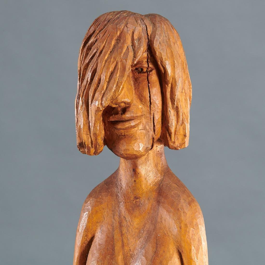 Kresimir Trumbetas, (3) sculptures - 2