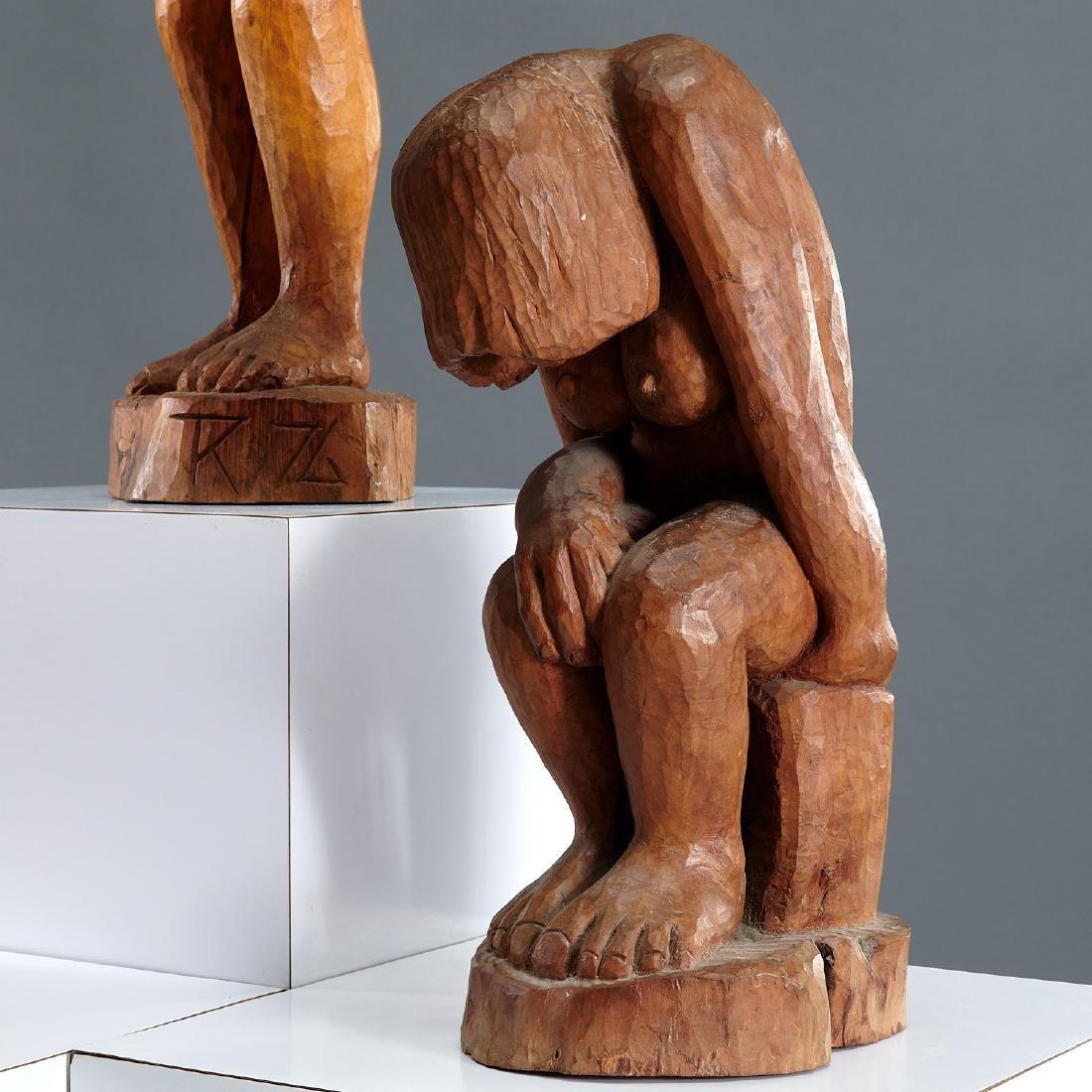 Kresimir Trumbetas, (3) sculptures - 3
